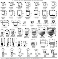 Dimensions Of Led Light Bulbs, Dimensions, Free Engine ...