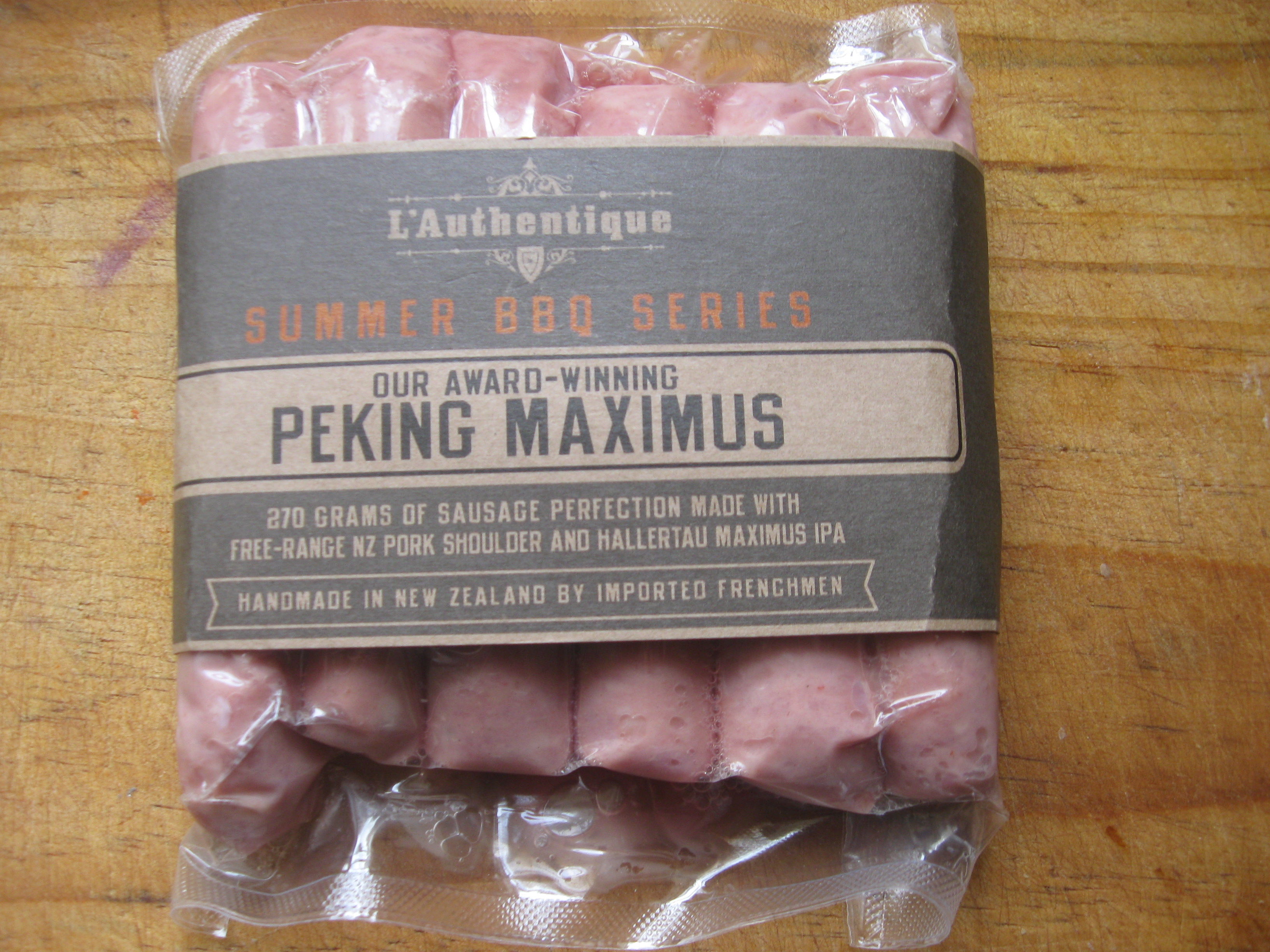 Peking Maximus – L'Authentique