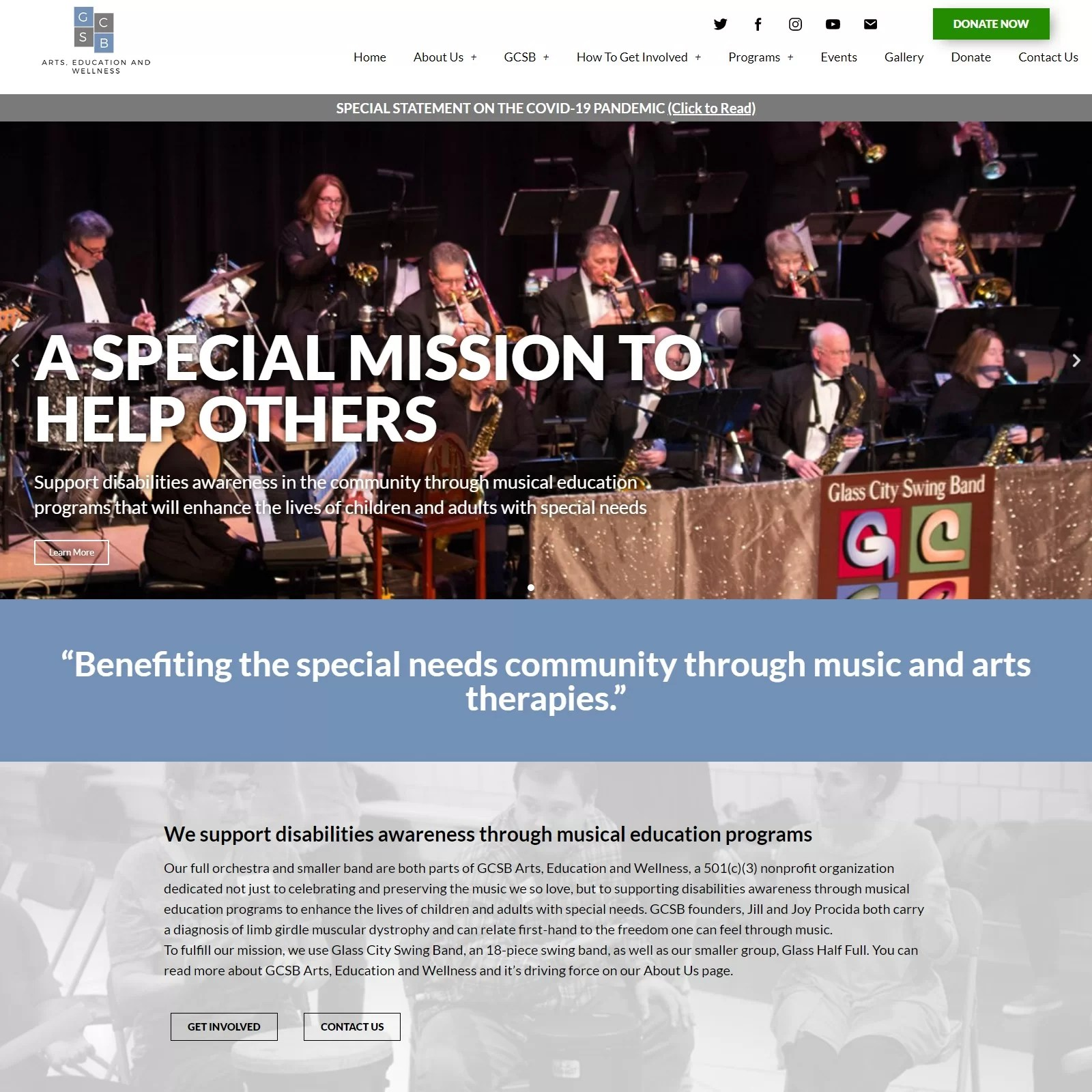 Music Non Profit Organization