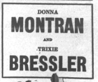 Donna Montran – 1919 – Charles Smith & Able Green