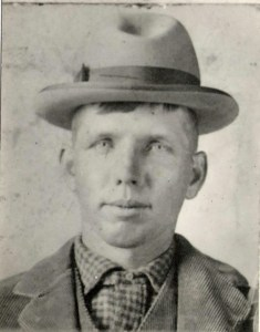 Photo of Arthur Durwood Brown in a hat.