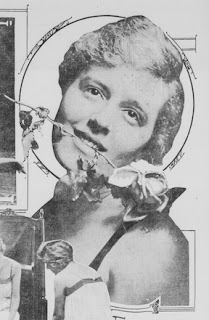 She Kissed Politicians in 1915
