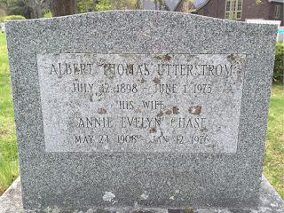 Newspaper Articles – Albert Utterstrom (1898-1973)