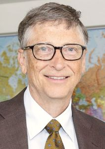 Photo of Bill Gates