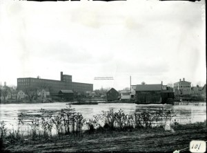 Image of The Saco and Petlee Machine Shop c. 1910, Biddeford , Maine