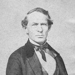 Photo of Abner Darling (1811-1880) courtesy Jon Broderick.