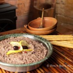 Tuna and olive tapenade