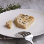 Chickpea Flour Bake