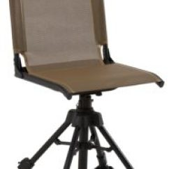 Duck Hunting Chair Repair Garden Chairs Reviewed The 8 Best Of 2019 Dont Buy This Alps Outdoorz Stealth Swivel Hunter Ground Blind