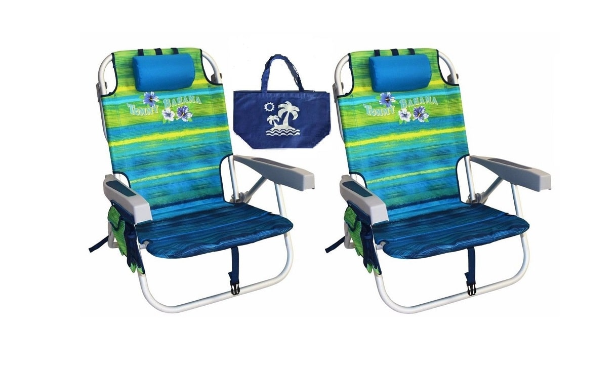Oversized Beach Chair The 8 Best Tommy Bahama Beach Chairs Of 2018 Reviewed