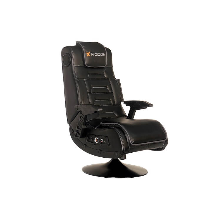 x rocker gaming chair metal lawn chairs the 51396 pro series pedestal 2 1 dontbuythischair wireless bluetooth