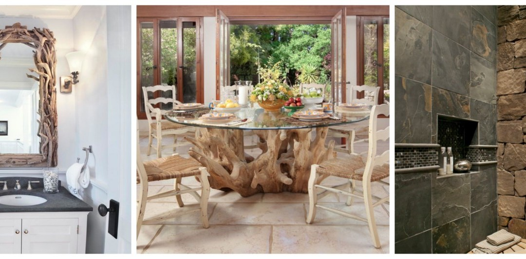 Things of Stone and Wood : Rustic Beauty