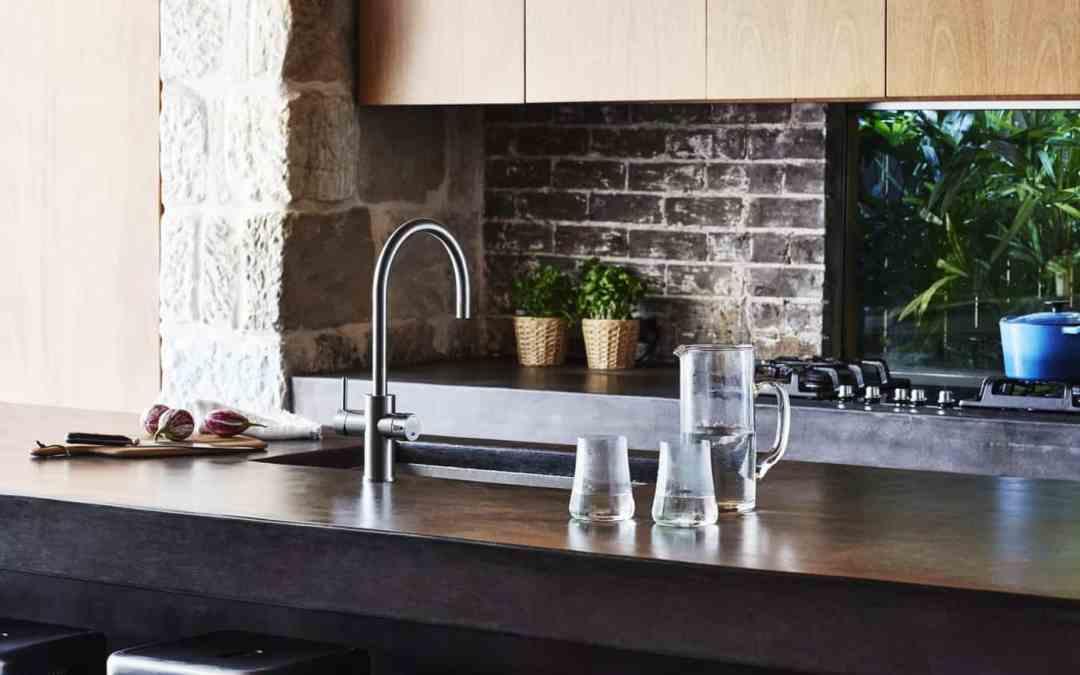 Zip HydroTap For A Fresh + Sparkling Kitchen
