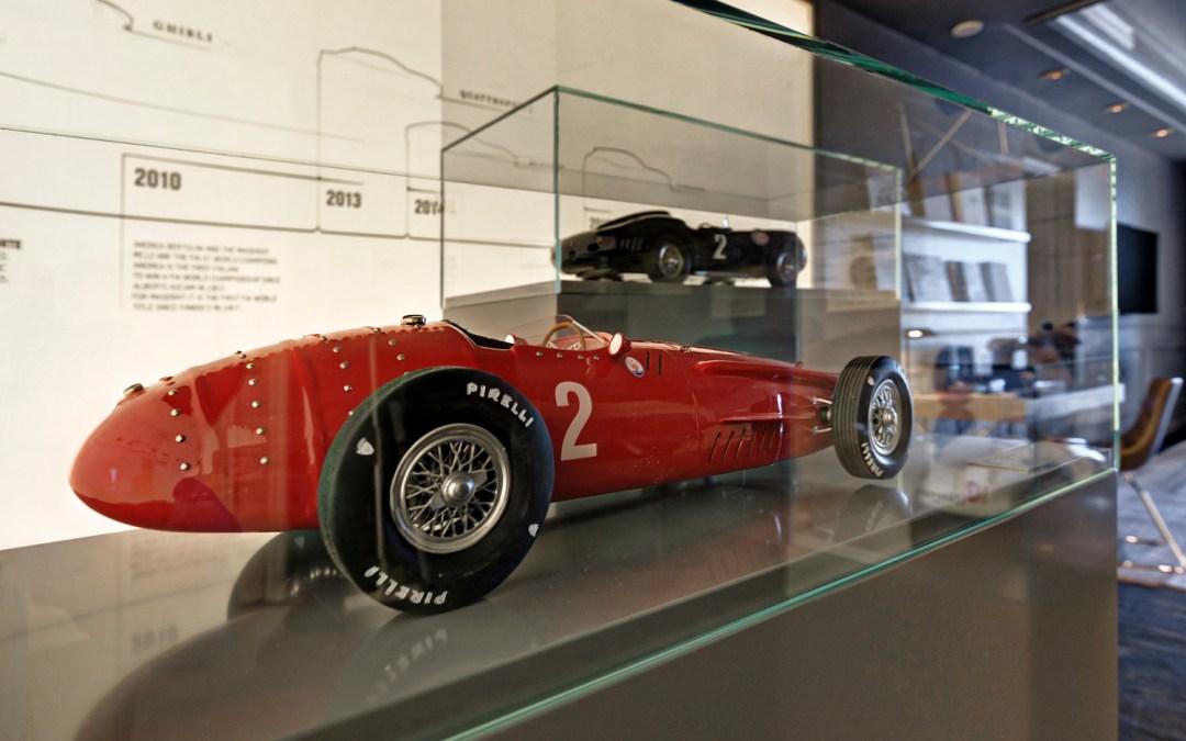 Maserati Monaco New Pop-Up Suite