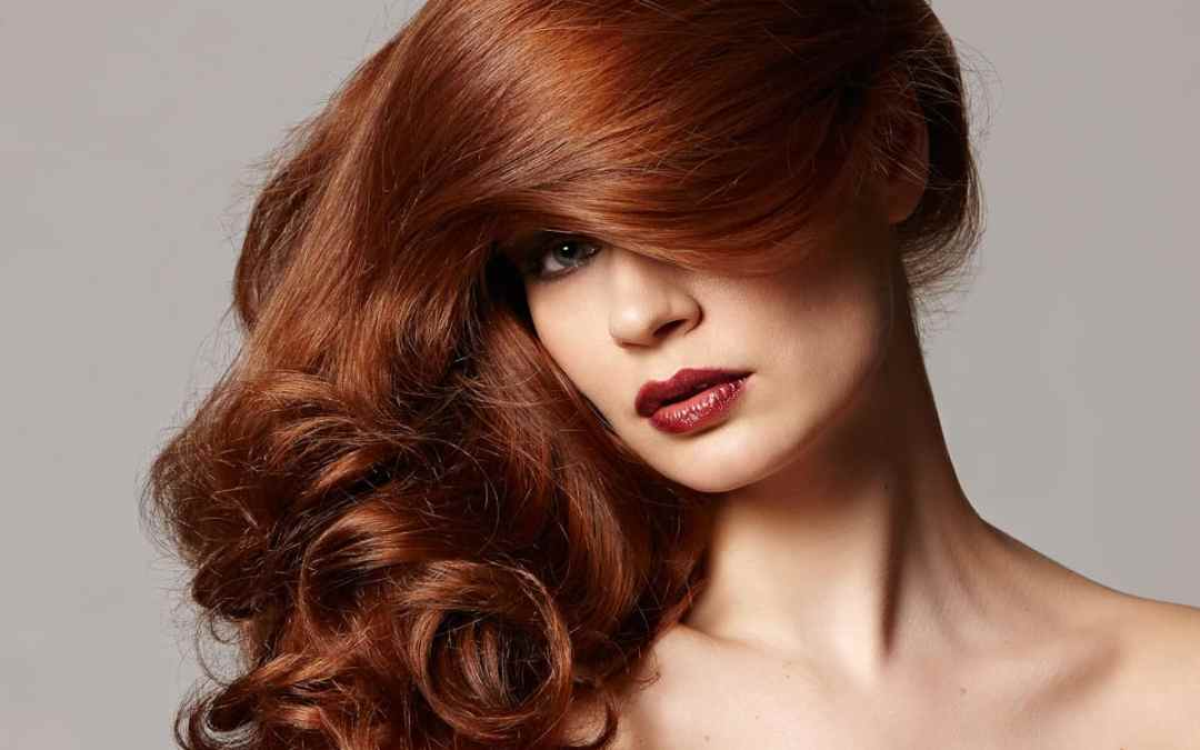 Hot Hair Be A Sexy Redhead