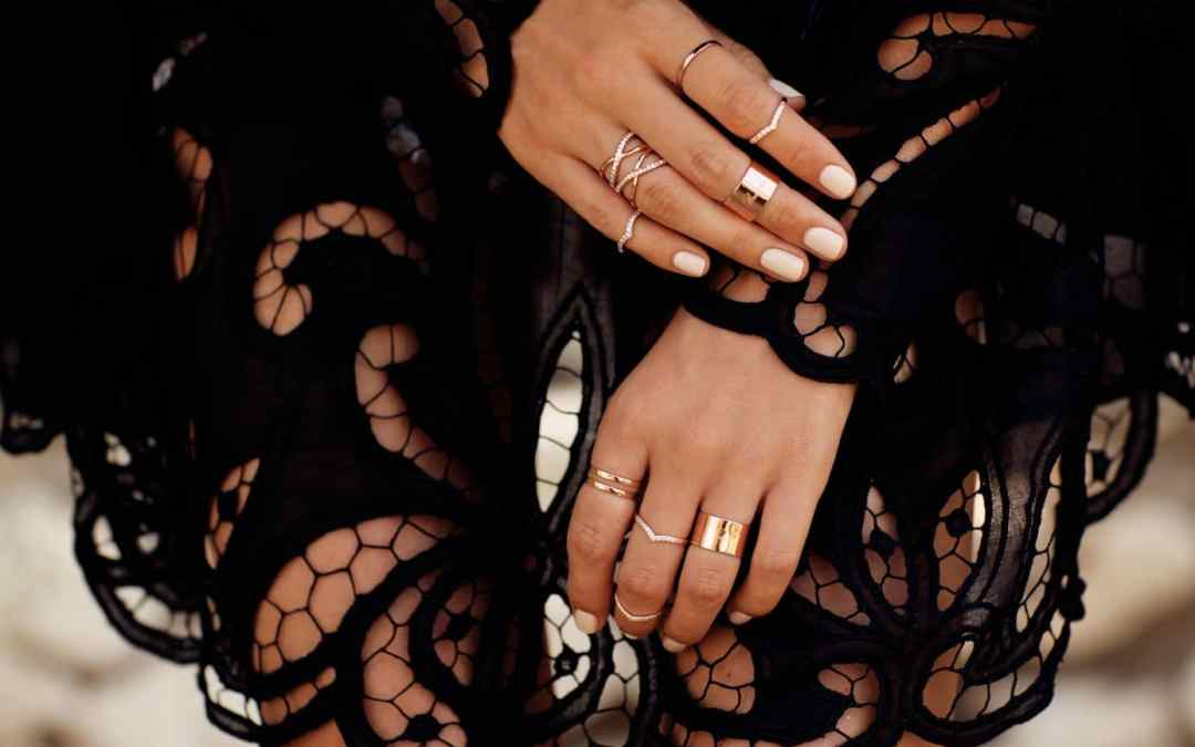 A Guide To Wearing Rings Like A Pro