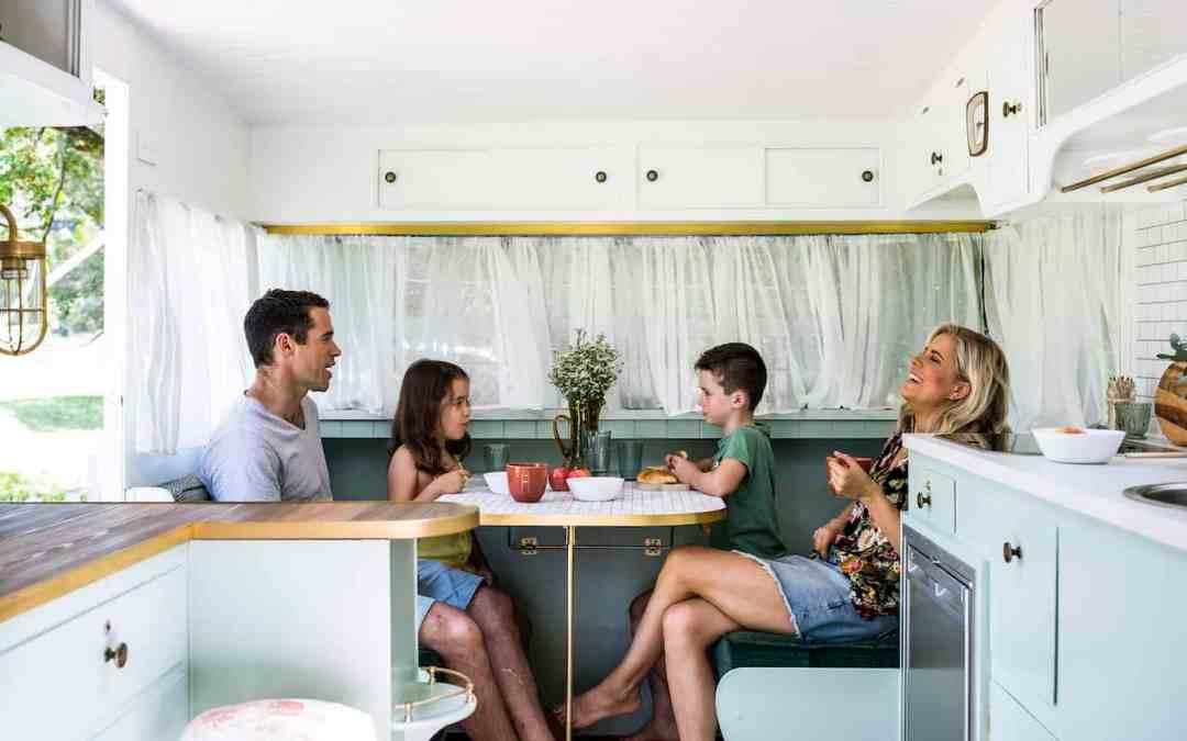Caravan Renovation 'How-To' from The Block Alumni