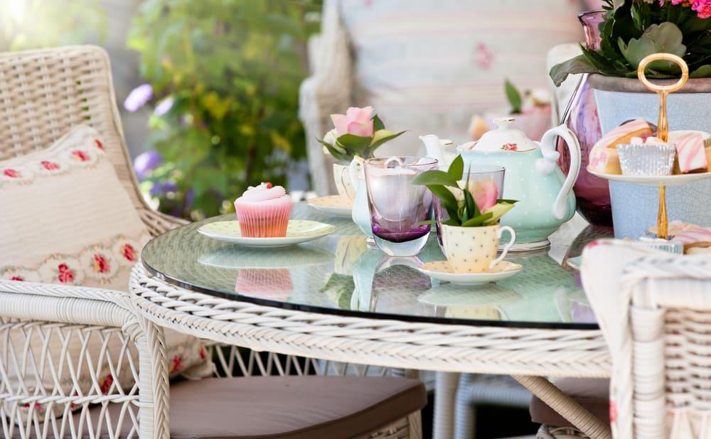perfect garden party