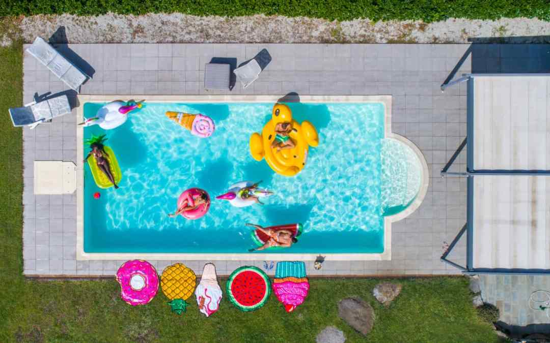 Step-By-Step Home Swimming Pool Installation