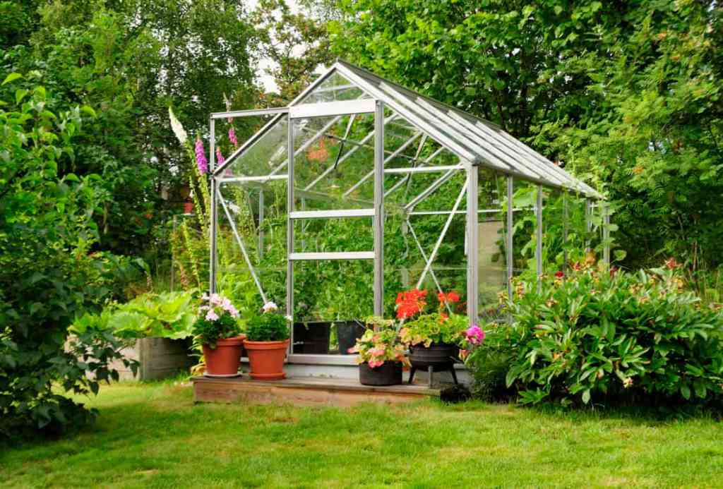 stylish small garden