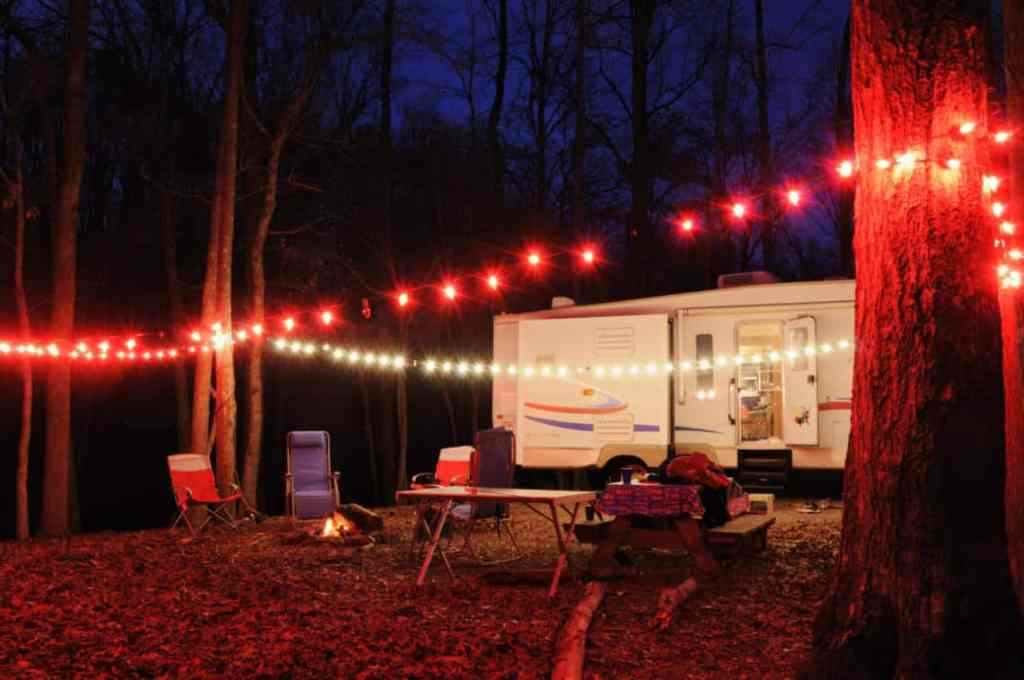 make your campsite feel like home