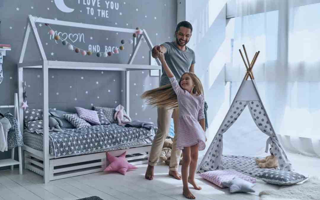 Designing A Child's Bedroom… Easily