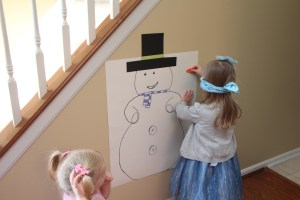 pin the nose on stuffy