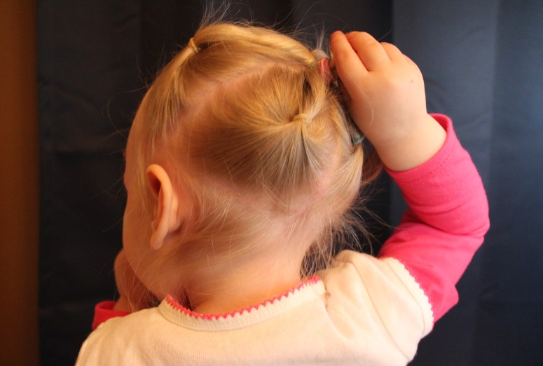 Hair Styles for little girls that stay in!