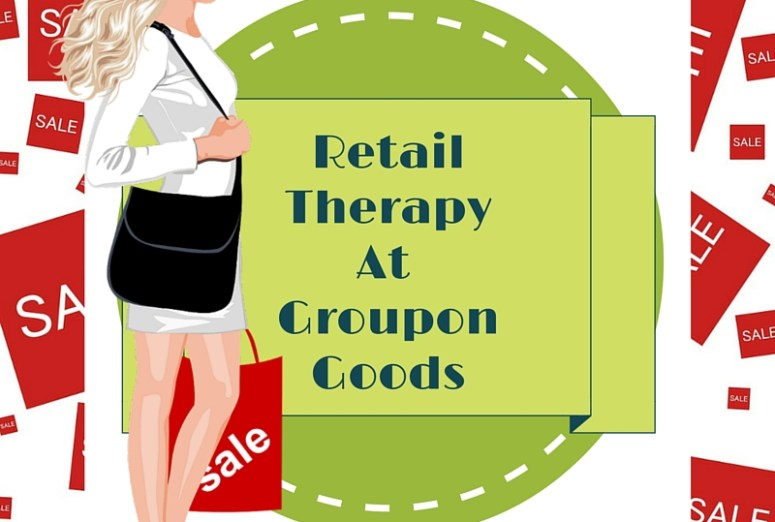 Retail Therapy At Groupon Goods