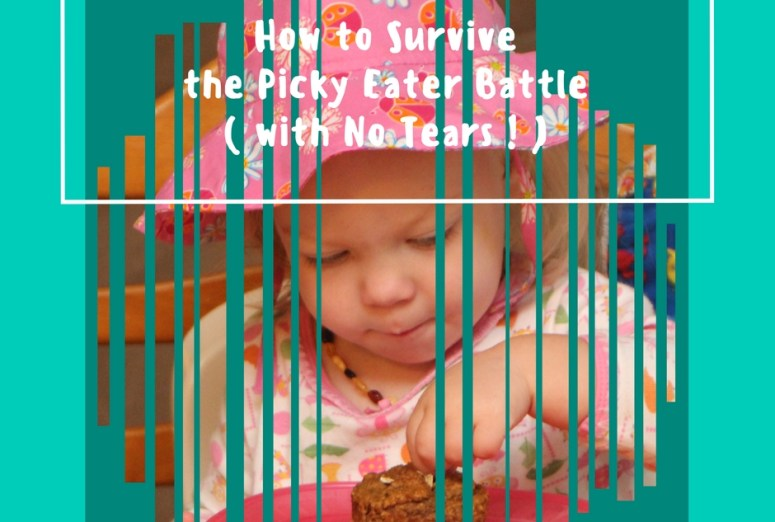 Winning the picky eater battle with no tears on either side!