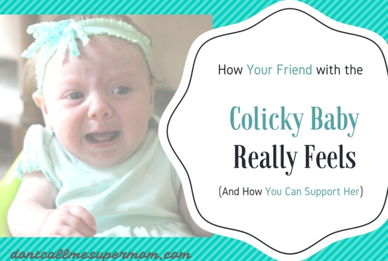 colicky baby
