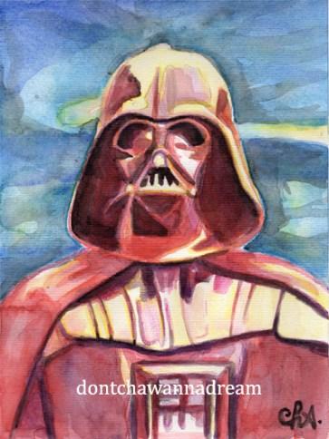Star Wars - Pink Vador