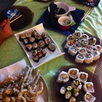Veggie Sushi Madness