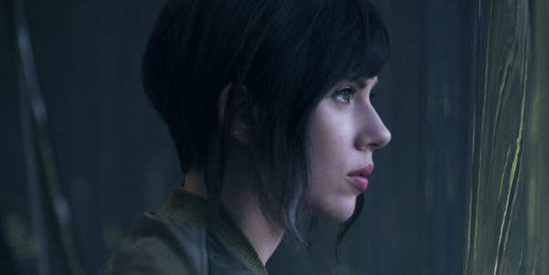 Image result for ghost in the shell 2017