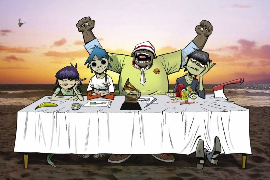 A New Gorillaz TV Show Is Finally In The Works According