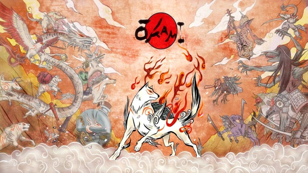 Okami HD Re Release Confirmed For PC PS4 And Xbox One