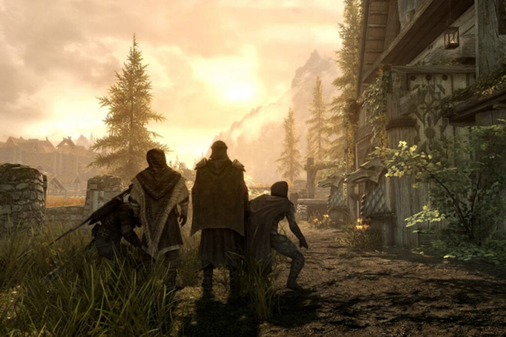 skyrim together mod team