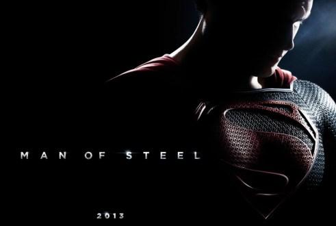 man of steel banner