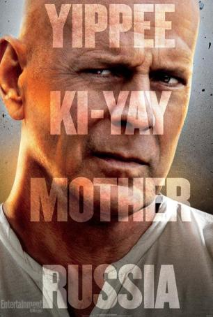 a good day to die hard yippee kay yay