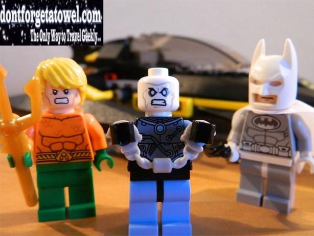 LEGO Batman Aquaman on Ice 14