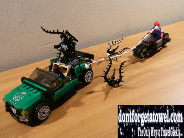 LEGO Spider-Man Spider-Cycle Chase 02