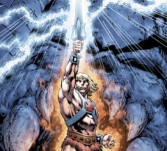 Masters of the universe DC Comics