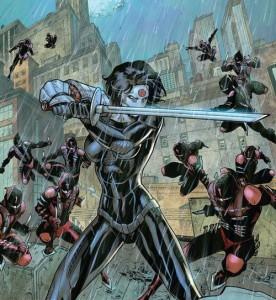 katana new 52 DC Comics