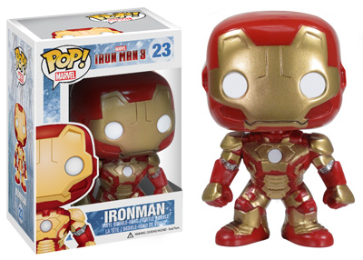 pop iron man 3