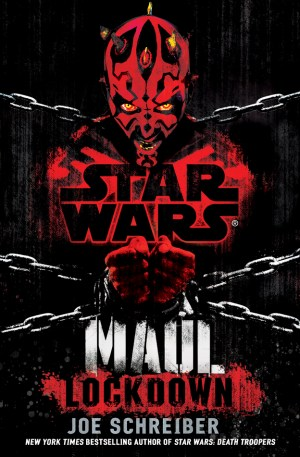 star wars darth maul lockdown