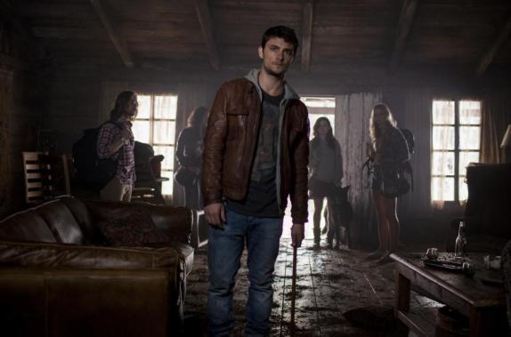 evil dead reboot cast