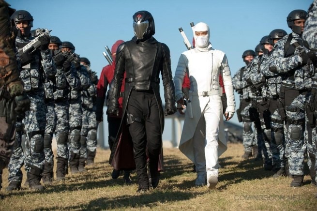 Cobra Commander GI Joe Retaliation