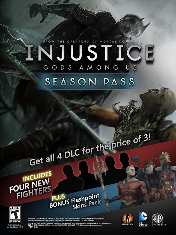 season pass injustice