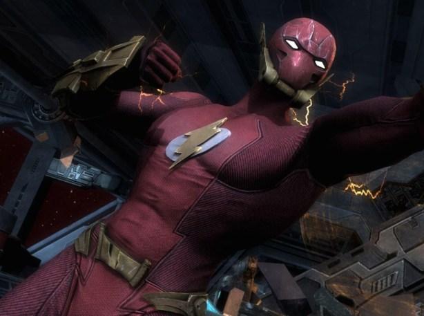 Elseworld's Flash