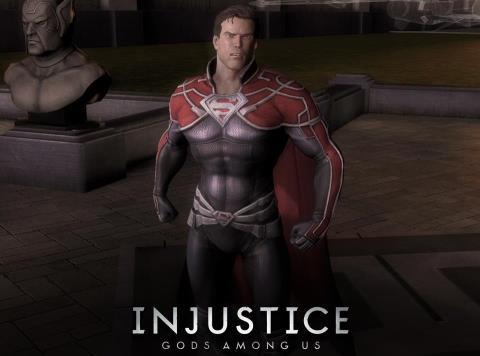 Injustice Superman Godfall